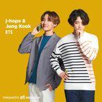 J-Hope and Jungkook Tokopedia (1)