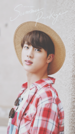 Jin Summer Package 2016 Wallpaper