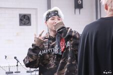 MIC Drop MV Shooting 41