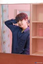 Suga Map of the Soul Persona Shoot (1)