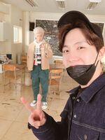 J-Hope and RM Twitter Mar 28, 2019 (2)