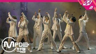 8K MPD직캠 방탄소년단 직캠 'Black Swan' (BTS FanCam) @MCOUNTDOWN 2020.2.27