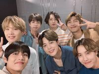 BTS Official Weibo Sept 26, 2019