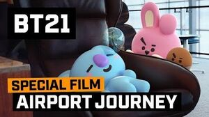 BT21 BT21's Airport Journey - KOYA