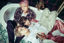 Jin, Suga and Jimin Wings