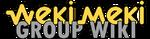 Weki Meki Wiki Wordmark