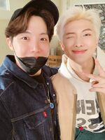 J-Hope and RM Twitter Mar 28, 2019 (1)