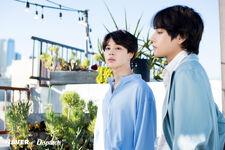 Jimin and V Naver x Dispatch June 2018 (4)