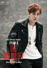 The Red Bullet J-Hope
