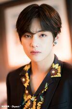 V Naver x Dispatch May 2019 1