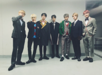 BTS Official Twitter Dec 25, 2017 (2)