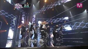 방탄소년단 No More Dream (No More Dream by Bangtan Boys@Mcountdown 2013.6