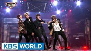 BTS - FIRE 2016 KBS Song Festival 2017.01