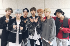 BTS Official Twitter September 23, 2017