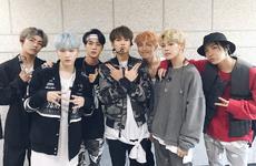BTS Official Twitter September 23, 2017
