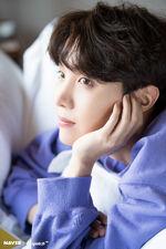 J-Hope Naver x Dispatch Mar 2019 (2)