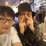 V and Kang-hyun Aug 7, 2017