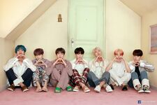 BTS Map of the Soul Persona Shoot (2)