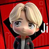 Jimin Character Mic Drop