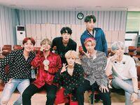 BTS Official Twitter Sep 22, 2017 (1)