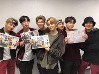 BTS Twitter Japan Dec 14, 2017 (2)
