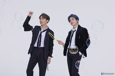 J-Hope and Jimin Map of the Soul 7 Shoot (1)