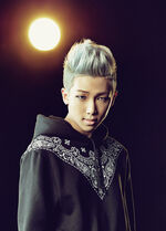 Rap Monster No More Dream Japan