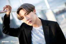 J-Hope BTS x Dispatch March 2020 (1)