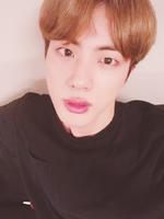 Jin Twitter Oct 21, 2018 (1)
