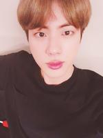 Jin Twitter Oct 21, 2018 (2)