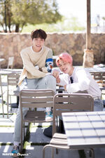 J-Hope and Jimin BTS x Dispatch June 2019 (1)