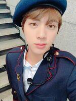 Jin Twitter Feb 26, 2017 (2)