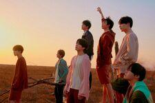 BTS Love Yourself Tear Concept Photo Y Version