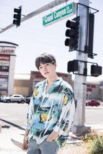 Suga BTS x Dispatch June 2019 (2)