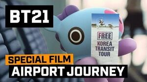 BT21 BT21's Airport Journey - MANG