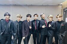 BTS Official Twitter Dec 25, 2019 3