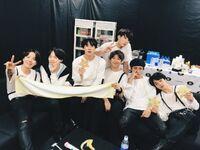 BTS Twitter Japan April 18, 2018
