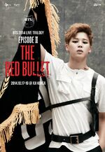 The Red Bullet Jimin