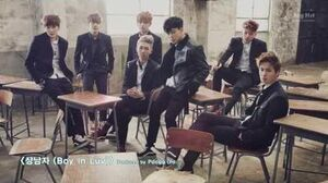BTS (방탄소년단) Skool Luv Affair Preview