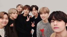 BTS Weibo Dec 27, 2019