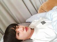 Jin Twitter April 29, 2018