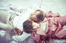 Suga and Jimin Wings2