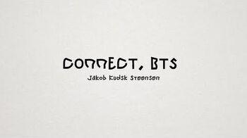 CONNECT, BTS Interview with Jakob Kudsk Steensen @ London