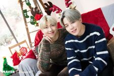 Jimin and RM X Dispatch Dec 2019 3