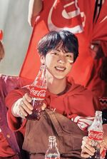 Jin Coca Cola Korea (2)