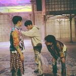 Jungkook, Jin, Suga BTS Exhibition