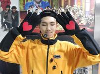 RM Official Twitter Dec 31, 2017