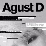 Agust D Cover