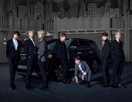 BTS Hyundai Palisade 2018