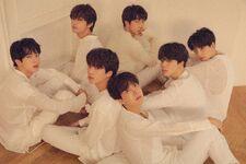 BTS Love Yourself Tear Concept Photo U Version